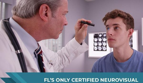 FL's Only Certified NeuroVisual Specialist at Your Service