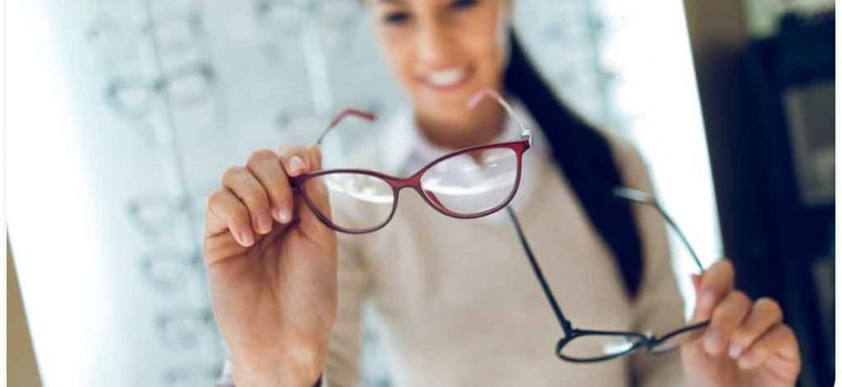 Different Coating Options for Your Eyeglass Lenses