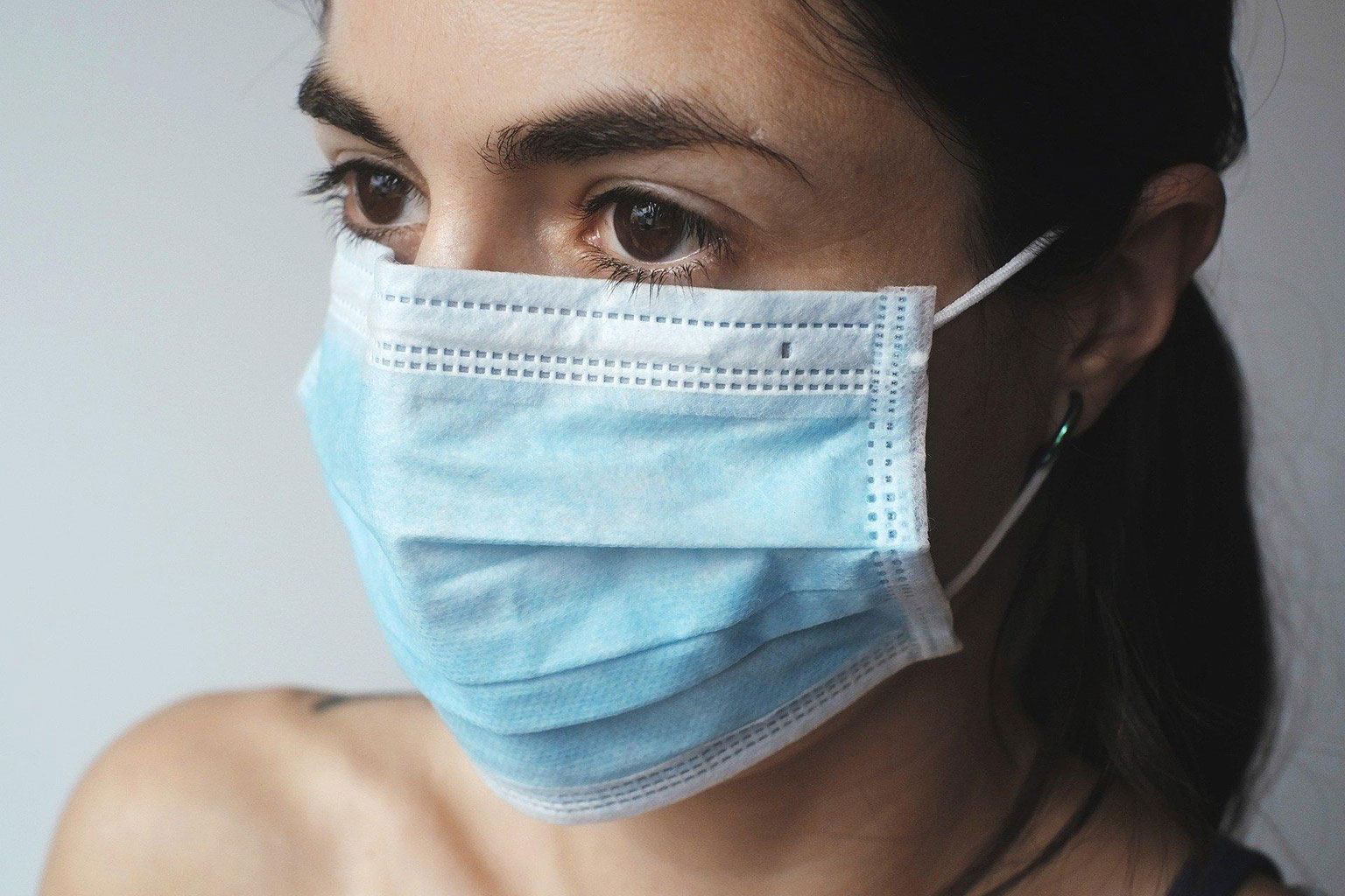 Eye Issues Plaguing Mask Wearers