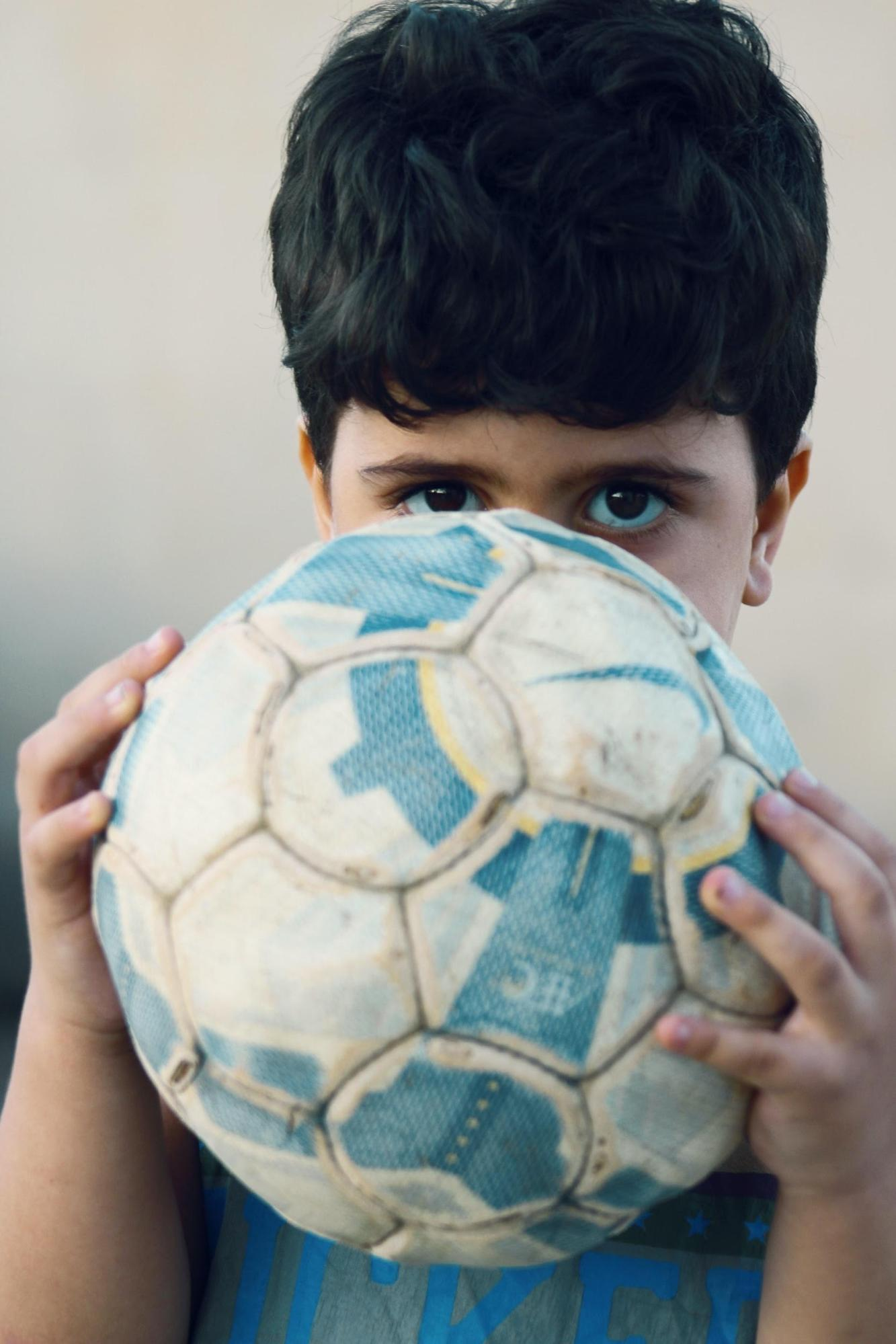 More Kids Experiencing Post Concussive Eye Problems